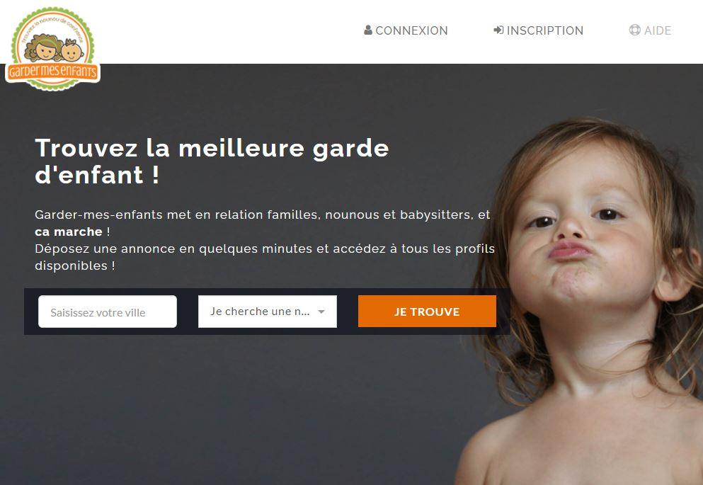 Site de babysitting garder-mes-enfants.fr