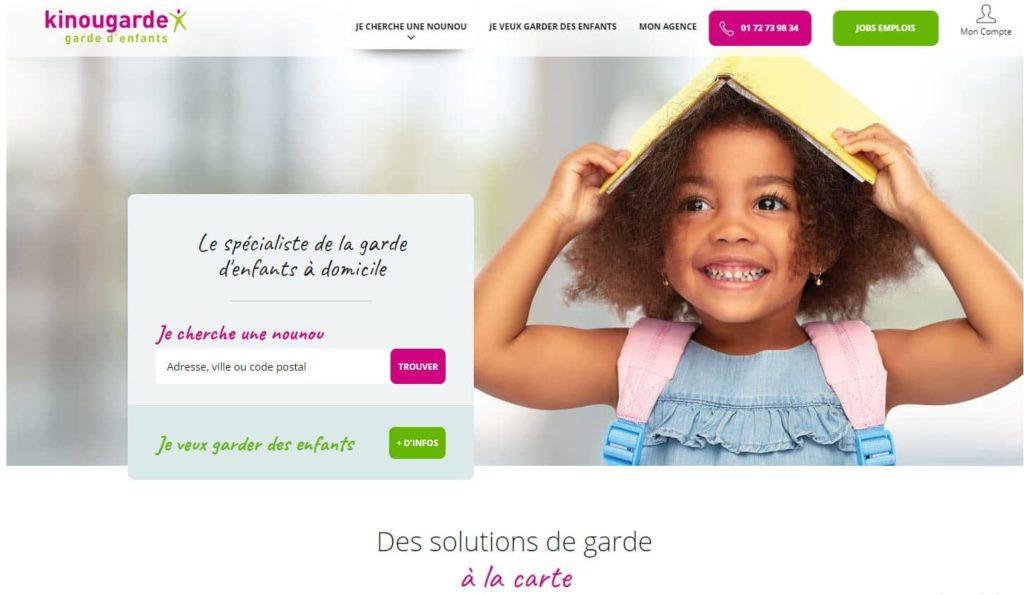 Site de babysitting Kinougarde
